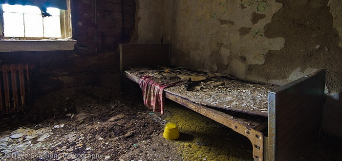 La Historia oscura del Hospital Psiquiátrico de Trenton