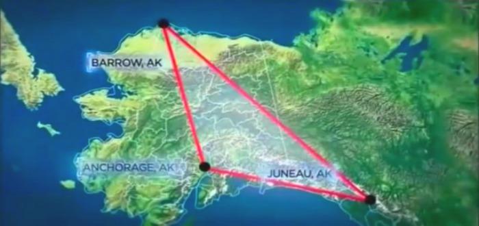 El misterioso Triángulo de Alaska del que pocos vuelven