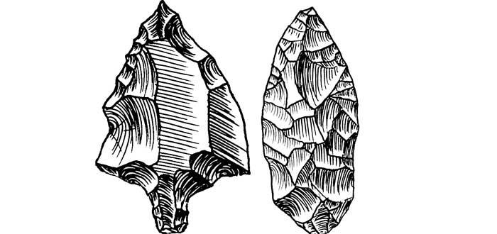 armas con piedras
