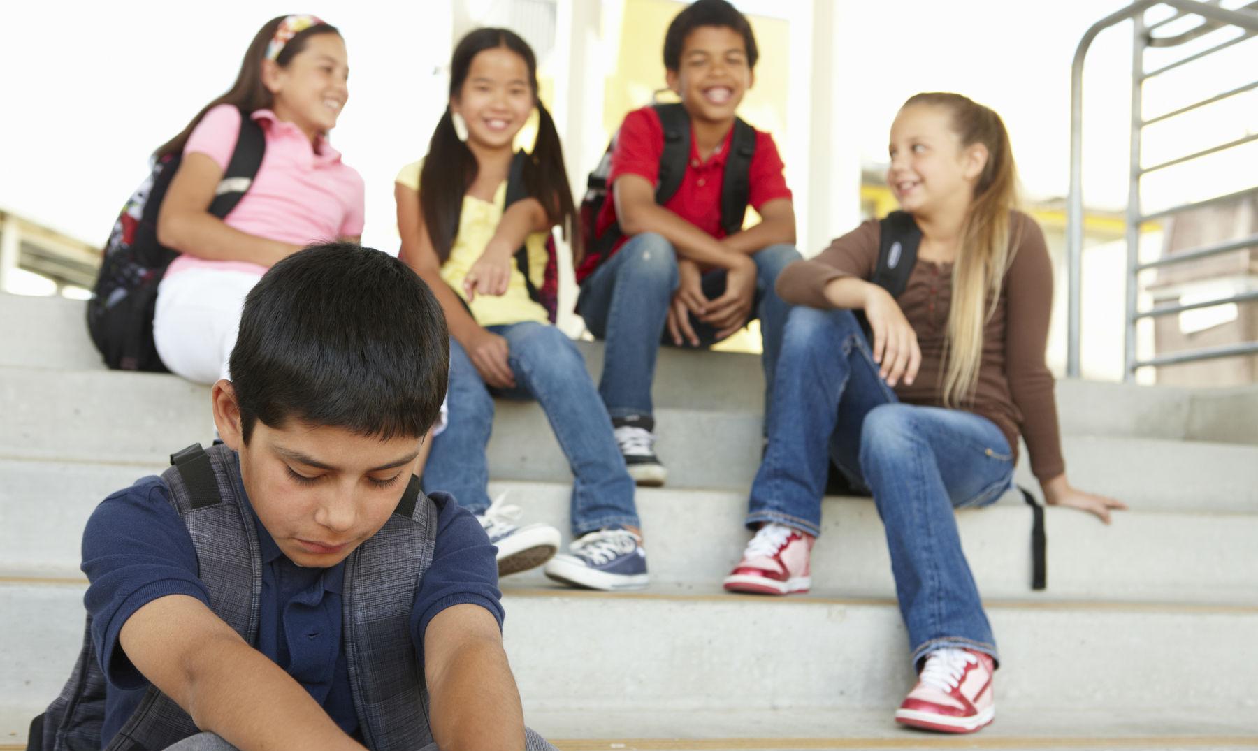 9 formas de ayudar a niños que sufren bullying o acoso escolar