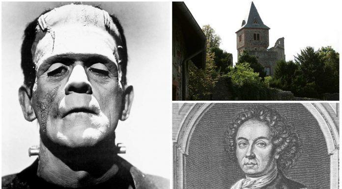 El verdadero Castillo de Frankenstein y el alquimista que lo habitó