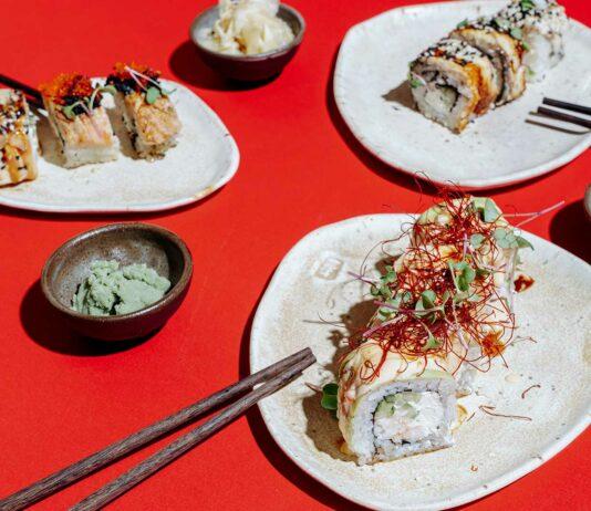 curiosidades sobre el sushi