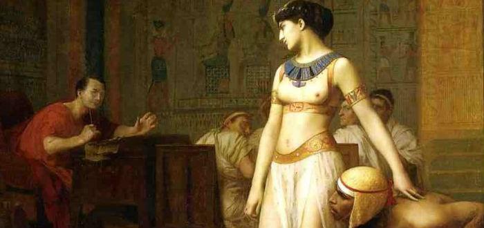 datos sobre cleopatra egipto