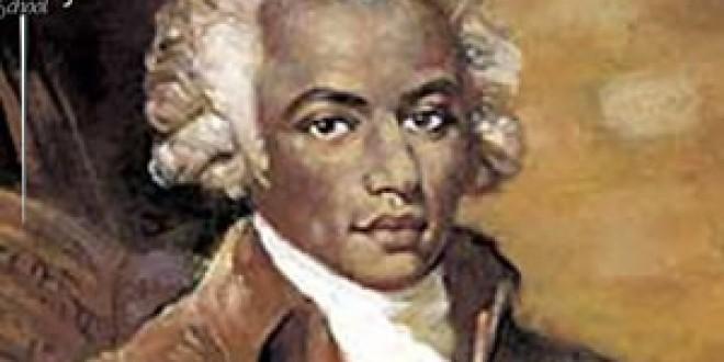Robert Bologne compositor negro Mozart envidia