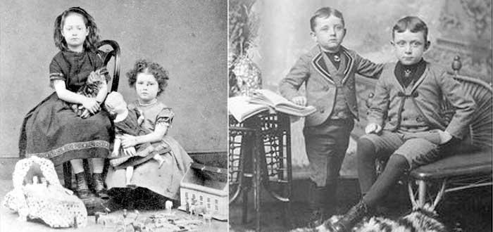 Ser niño en la era victoriana. ¡Terrible!