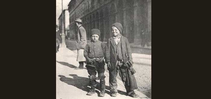 La terrible vida de los niños deshollinadores victorianos