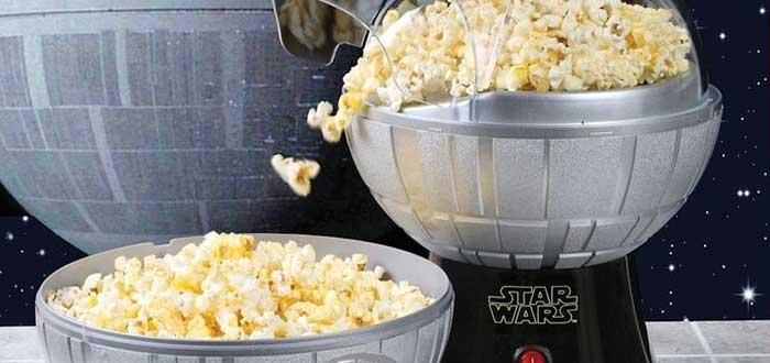 Maquina de hacer palomitas Star Wars