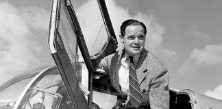 El piloto que volaba sin piernas en la Segunda Guerra Mundial