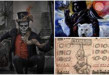 3 Psicopompos o guías de las almas en ultratumba