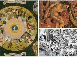 Los CASTIGOS y símbolos de los 7 Pecados Capitales. ¿Los conoces?