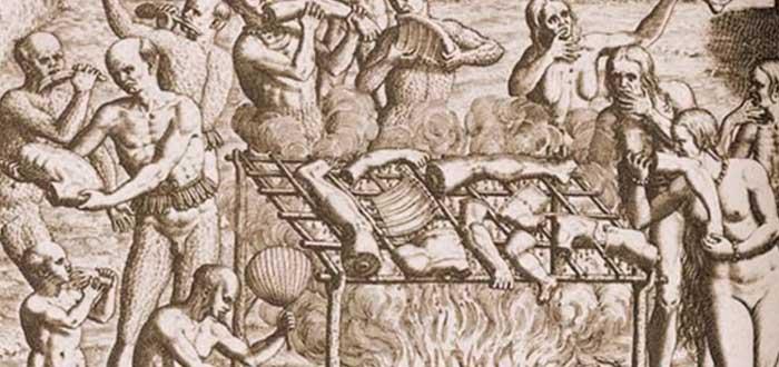 Sawney Beane, el diablo escocés jefe de un clan caníbal