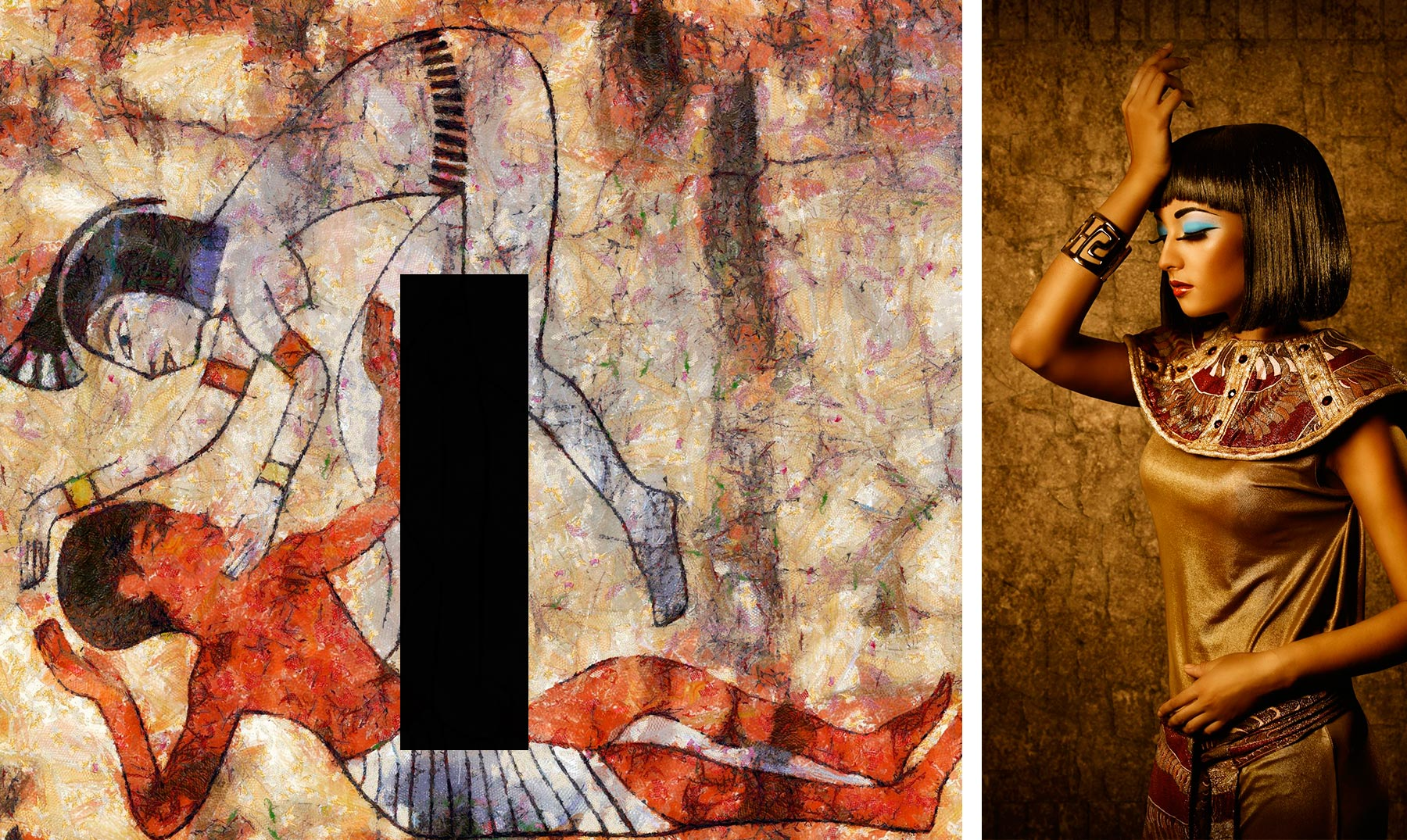 C mo era la sexualidad en el antiguo egipto y el for Inodoro significado