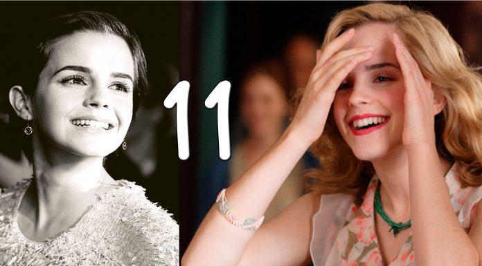 11 datos sobre Emma Watson que quizás no conocías