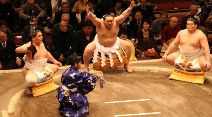 5 cosas que quizás no sabías sobre la lucha de sumo