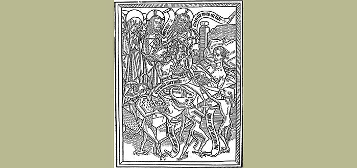 """Ars moriendi, """"El arte de morir"""": la guía medieval para moribundos"""