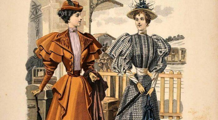 Mujeres Victorianas