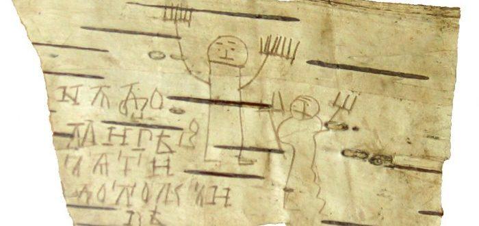 Los dibujos de Onfim, un niño de hace 700 años. ¡Descubre su mundo!