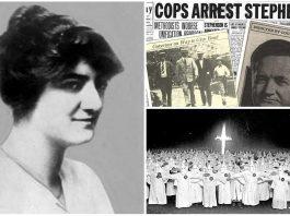 Madge Oberholtzer, violada y asesinada por el kkk, acabó con ellos en Indiana