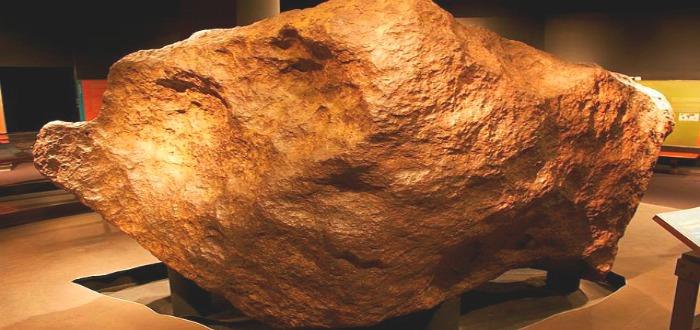 Los mayores meteoritos encontrados en la historia - Supercurioso