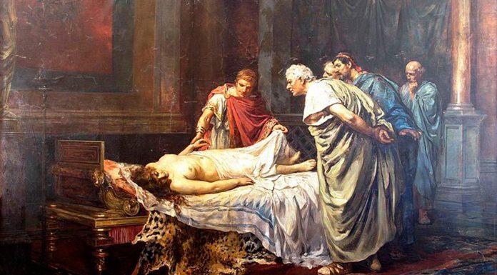 ¿Cuántas veces intentó matar el emperador Nerón a su madre?