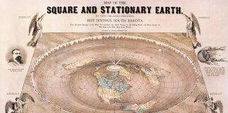 Porque algunas personas todavía insisten en que la Tierra es plana