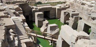 ¿Quién construyó el Osireion, el misterioso y antiguo templo en Egipto
