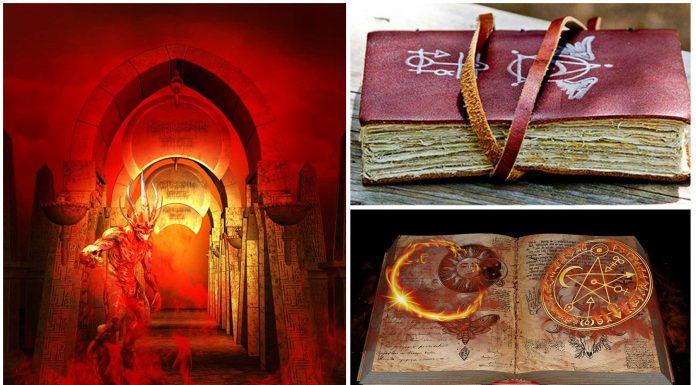 Raudskinna, el terrorífico libro de magia negra islandés