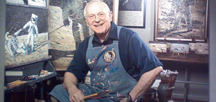 Alan LaVern Bean, astronauta, los extraterrestres no han llegado a la tierra
