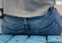 Usar pantalones estrechos está relacionado con dolores de espalda