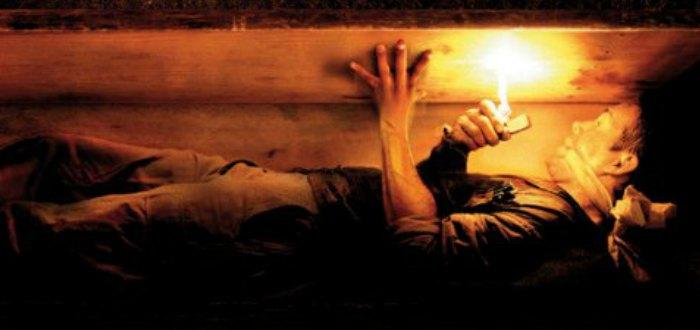 Si te enterraran vivo, ¿cuánto podrías aguantar?