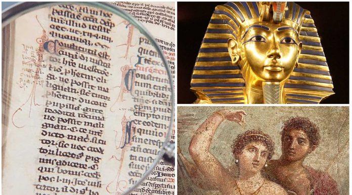10 curiosidades de la historia que te gustará conocer