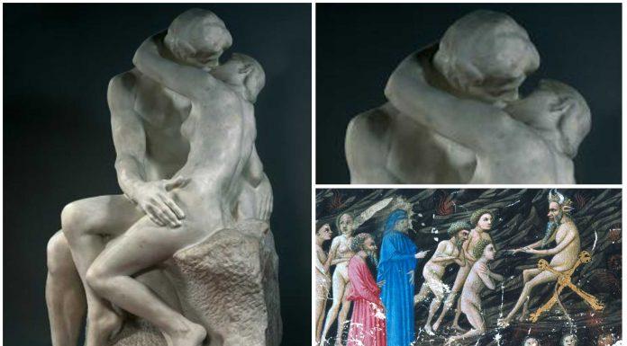 ¿Sabes quienes eran los protagonistas de El Beso de Rodín?