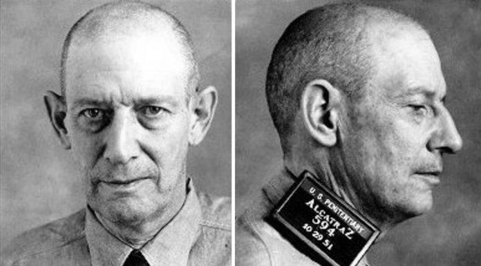 Robert Stroud, el temible asesino conocido como el hombre pájaro de Alcatraz