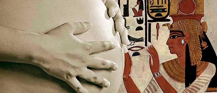 embarazo mujeres egipto