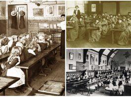 ¿Cómo eran las escuelas victorianas?