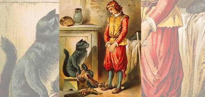 Puss in Boots, foi o espírito familiar de um feiticeiro?