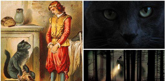 El Gato con Botas, ¿era el Espíritu Familiar de un brujo?