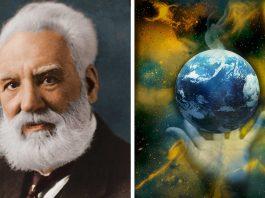 Graham Bell describió el futuro y... acertó de una manera casi espeluznante