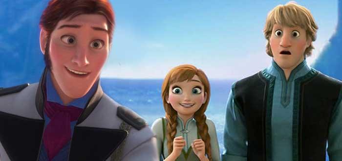 Ana Frozen, princesas disney, amor