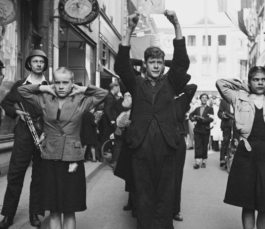 la resistencia olandesa que se enfrentó a Hitler