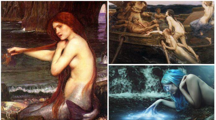 5 fascinantes leyendas de sirenas de todo el mundo