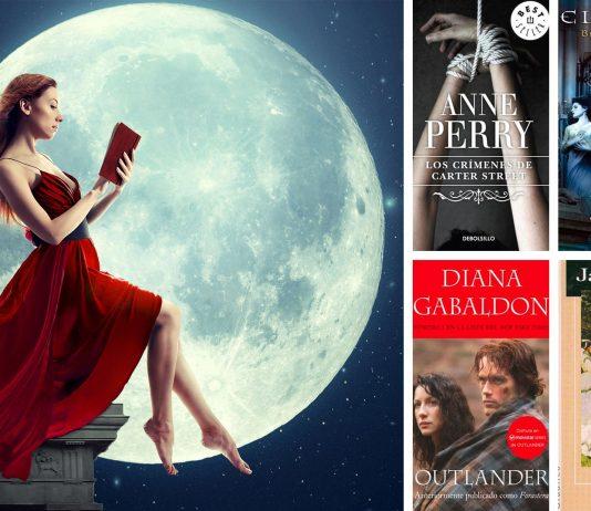 7 Libros con un toque romántico que te enamorarán. ¡Elige el género!