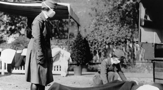 los horrores más desgarradores de la gripe española
