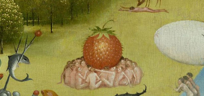 Los mensajes ocultos en el jard n de las delicias del bosco for El jardin de las delicias significado