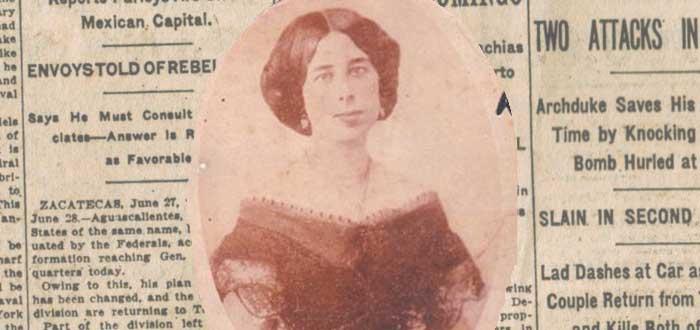 Maria Halpin, presidente de los EE.UU.