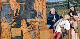 Los 5 métodos más locos de la medicina en la antigüedad