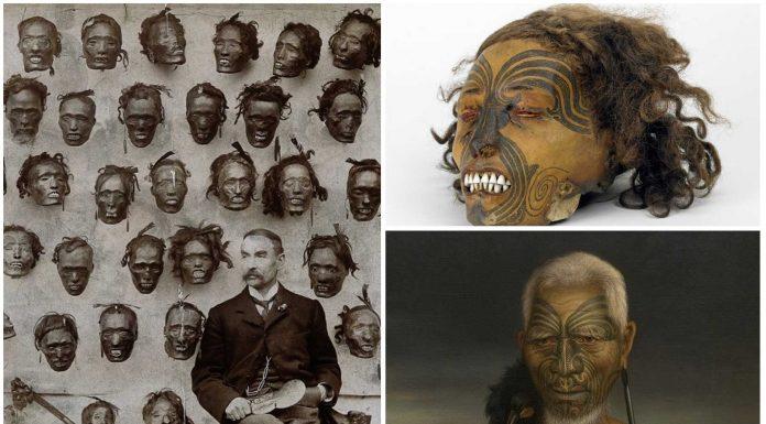 Mokomokai, la costumbre de conservar la cabeza de tus antepasados