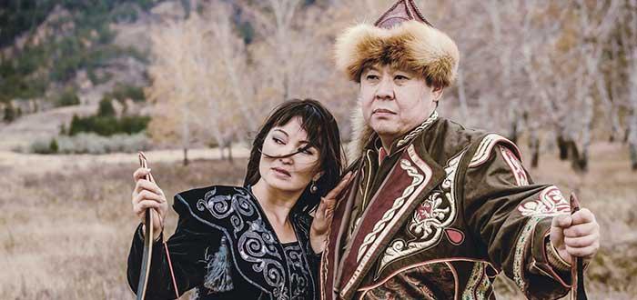 guerrera, mongol