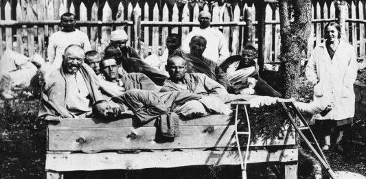Gulags siberianos