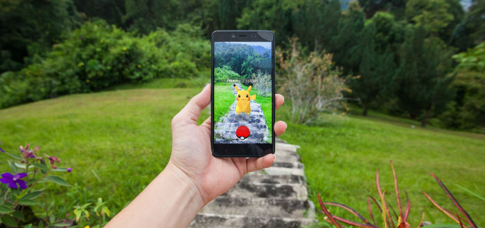 realidad aumentada pokemon go videojuegos online